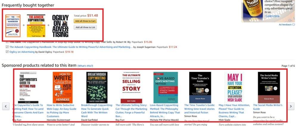 عروض التصعيد البيعي Upselling والبيع المتعامد Corss-Selling